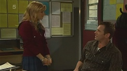 Natasha Williams, Michael Williams in Neighbours Episode 6236