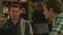 Lucas Fitzgerald, Kyle Canning in Neighbours Episode 6236