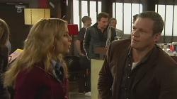 Natasha Williams, Lucas Fitzgerald, Michael Williams in Neighbours Episode 6236