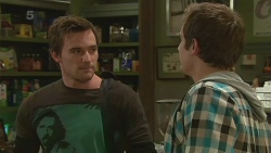 Rhys Lawson, Kyle Canning in Neighbours Episode 6237