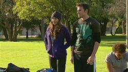 Jade Mitchell, Rhys Lawson in Neighbours Episode 6237