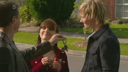Paul Robinson, Summer Hoyland, Andrew Robinson in Neighbours Episode 6238
