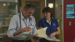 Karl Kennedy, Danielle Paquette in Neighbours Episode 6238