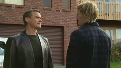 Paul Robinson, Andrew Robinson in Neighbours Episode 6238