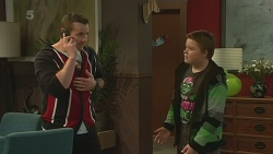 Toadie Rebecchi, Callum Jones in Neighbours Episode 6239