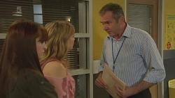 Summer Hoyland, Natasha Williams, Karl Kennedy in Neighbours Episode 6240