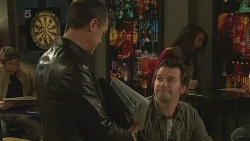 Paul Robinson, Lucas Fitzgerald in Neighbours Episode 6240