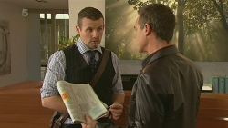 Toadie Rebecchi, Paul Robinson in Neighbours Episode 6240