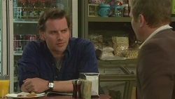 Lucas Fitzgerald, Michael Williams in Neighbours Episode 6241