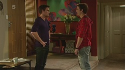 Rhys Lawson, Kyle Canning in Neighbours Episode 6242