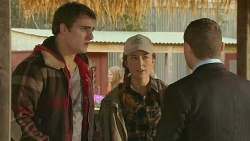 Kyle Canning, Sonya Mitchell, Toadie Rebecchi in Neighbours Episode 6242