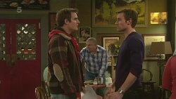 Kyle Canning, Rhys Lawson in Neighbours Episode 6242