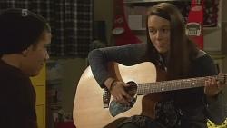 Noah Parkin, Sophie Ramsay in Neighbours Episode 6243