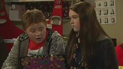 Callum Jones, Sophie Ramsay in Neighbours Episode 6243