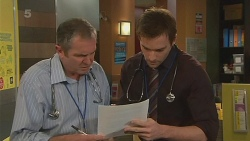 Karl Kennedy, Rhys Lawson in Neighbours Episode 6244
