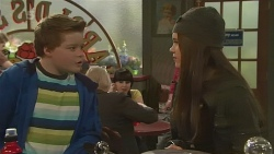 Callum Jones, Sophie Ramsay in Neighbours Episode 6244