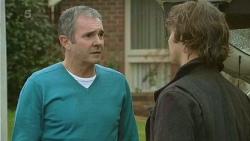 Karl Kennedy, Malcolm Kennedy in Neighbours Episode 6245