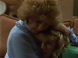 Madge Ramsay, Charlene Robinson in Neighbours Episode 0619