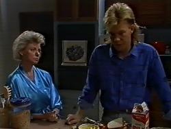 Helen Daniels, Scott Robinson in Neighbours Episode 0619