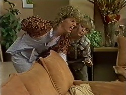 Henry Ramsay, Charlene Mitchell in Neighbours Episode 0619