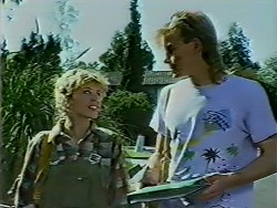 Charlene Robinson, Scott Robinson in Neighbours Episode 0619