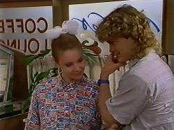 Sally Wells, Henry Ramsay in Neighbours Episode 0619