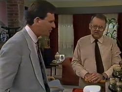 Des Clarke, Harold Bishop in Neighbours Episode 0619