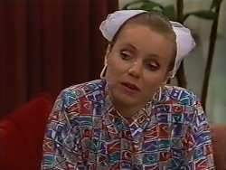 Sally Wells in Neighbours Episode 0619