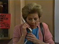 Eileen Clarke in Neighbours Episode 0619