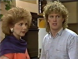 Madge Bishop, Henry Ramsay in Neighbours Episode 0620