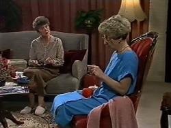 Nell Mangel, Eileen Clarke in Neighbours Episode 0621