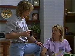 Henry Ramsay, Scott Robinson in Neighbours Episode 0621