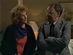 Madge Ramsay, Harold Bishop in Neighbours Episode 0621