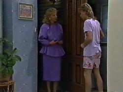 Jane Harris, Scott Robinson in Neighbours Episode 0621