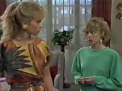 Jane Harris, Charlene Mitchell in Neighbours Episode 0622