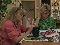 Charlene Mitchell, Scott Robinson in Neighbours Episode 0624