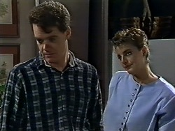 Paul Robinson, Gail Robinson in Neighbours Episode 0625