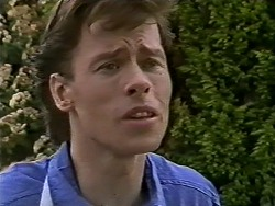 Mike Young in Neighbours Episode 0626