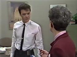 Paul Robinson, Nell Mangel in Neighbours Episode 0626