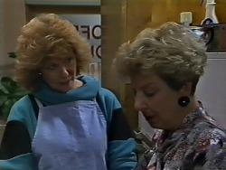 Madge Bishop, Eileen Clarke in Neighbours Episode 0627