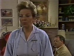 Eileen Clarke, Harold Bishop in Neighbours Episode 0627
