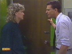 Henry Ramsay, Des Clarke in Neighbours Episode 0628