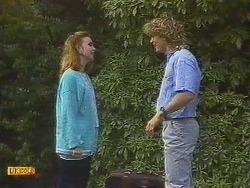 Sally Wells, Henry Ramsay in Neighbours Episode 0628