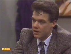 Paul Robinson in Neighbours Episode 0629