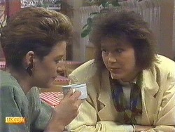 Gail Robinson, Beverly Marshall in Neighbours Episode 0629