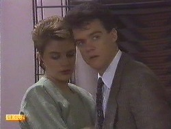 Gail Robinson, Paul Robinson in Neighbours Episode 0630