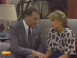 Harold Bishop, Jane Harris in Neighbours Episode 0630