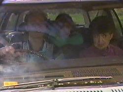 Scott Robinson, Charlene Robinson, Nell Mangel in Neighbours Episode 0630