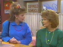 Melanie Pearson, Madge Bishop in Neighbours Episode 0631