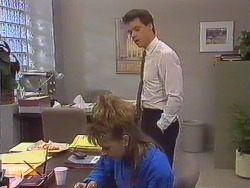 Melanie Pearson, Paul Robinson in Neighbours Episode 0631